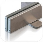 NHN Pivot Door Closer (Hold Open)